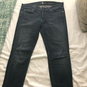 7 For All Mankind Jeans - Seven for All Mankind Skinny Jeans Size 31